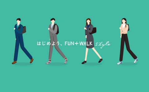 FAN+WALK PROJECT